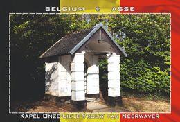 Carte Postale, REPRODUCTION, Asse (44), Flemish Brabant, Belgium - Bâtiments & Architecture