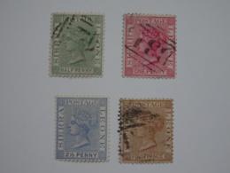 Sevios / Sierra Leone  / **, *, (*) Or Used - Sierra Leone (...-1960)
