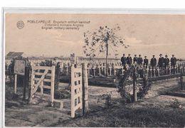 Poelcapelle ( Langemark - Poelkapelle ) Engelsch Militair Kerkhof ( Cimetière English Cemetery ) - 1914-1918 - - Langemark-Poelkapelle