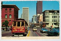 U.S.A.  CALIFORNIA    TREIN- ZUG- TRAIN- TRENI- GARE- BAHNHOF- STATION- STAZIONI   2 SCAN  (NUOVA) - Eisenbahnen
