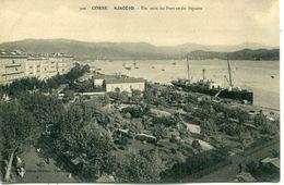-2A - CORSE  - AJACCIO - Un Coin Du Port Et Du Square - Ajaccio