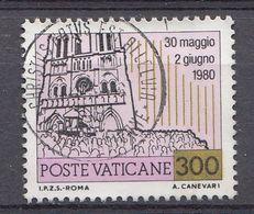 Vatikaan 1981  Mi.nr. 798 Weltreisen  OBLITÉRÉS-USED-GEBRUIKT - Vatican