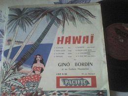 33T Gino Bordin La Paloma Violetta Aloha-Oe La Golondrina - Instrumental
