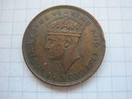 Mauritius , 5 Cents 1945 - Mauritius
