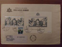 BIMILLENARIO MORTE VIRGILIO 1981 - Lettres & Documents