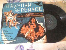 33T Ken Griffin Andy Nelson Hawaiian Serenade Blue Hawaii Sweet Leilani Golden Sands Aloha Oe - Instrumental