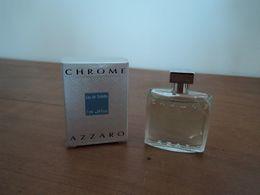 CHROME DE AZZARO - Mignon Di Profumo Moderni (a Partire Dal 1961)