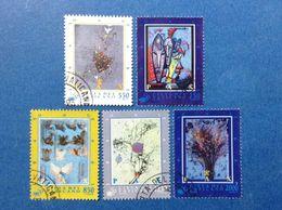 1995 VATICANO FRANCOBOLLI USATOI STAMPS USED ANNIVERSARIO NAZIONI UNITE ONU - Vatican
