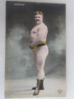 Anderson - Lutte - Wrestling - Lutteur - Wrestler - Edition De L'Auto - France