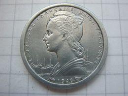 Madagascar , 1 Franc 1948 - Madagaskar