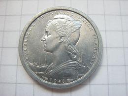 Cameroon , 1 Franc 1948 - Kamerun