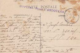 Croix Rouge Hôpital Bénévole D'Ardouane Hérault 1915 - Guerra De 1914-18