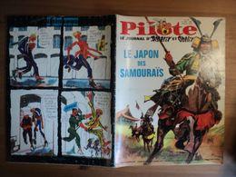 PILOTE N°369 DE 1966. 1° PLAT DE PARRAS ACHILLE TALON / GREG / GOTLIB / RENE GOSCINNY / ASTERIX / ALBERT UDERZO / MICHE - Pilote