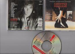 Cd De La BO Dancing Machine Marc Cerrone Alain Delon Patrick Dupond Claude Brasseur - Soundtracks, Film Music