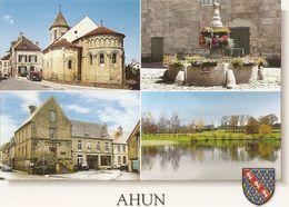 Cpm Ahun - Autres Communes