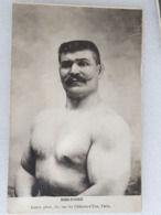 Charles Poirée Dit Bibi Poiré - Lutte - Wrestling - Lutteur - Wrestler - Ringen - Ringer - France