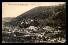 AUTRICHE - HINTERBRUHL - SOMMAERFRISCHE - Other