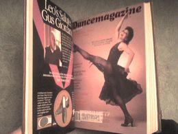 6 USA Dance Magazine 1984 Patrick Dupond Serge Diaghilev Mikhail Baryshnikov Maria Tallchief Mejia's Chicago City Ballet - Cultural