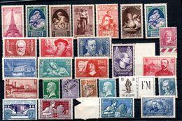 F52 Plaquette De Timbres ** De France. Côte Sympa. A Saisir !!! - Stamps