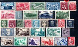 F54 Plaquette De Timbres ** De France. Côte Sympa. A Saisir !!! - Stamps
