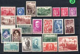 F55 Plaquette De Timbres ** De France. Côte Sympa. A Saisir !!! - Stamps