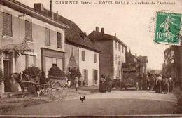 Champier - Other Municipalities