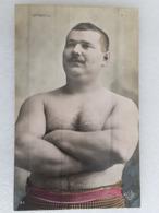 Bonnelli - Lutte - Wrestling - Lutteur - Wrestler - Ringen - Ringer - Edition De L'Auto - France