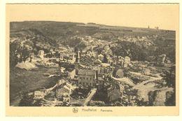 A1551[Postkaart] Houffalize / Panorama / 1944-1945 / Offensive Des Ardennes - Houffalize