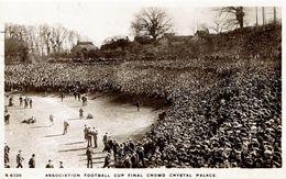 Crystal Palace Crow Final Football 1910 - United Kingdom