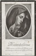 DP. LEO MERCKAERT ° MOERBEKE 1844- + OVERBOULAERE 1928 - Religion & Esotericism