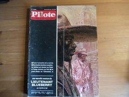 PILOTE N°566 DE 1970. 1° PLAT DE GIRAUD NADAUD / POPPE / LOB / GOUSSE / GOTLIB / REISER / DROPY / MANDRYKA / LIEUTENANT - Pilote
