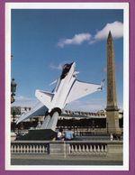 Dassault Aviation, Paris. Carte De Voeux à 2 Volets Pour L'année 1999 - Aviation