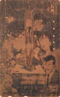 Télécarte HOLO 3 D JAPON / 110-016 - MANGA - DETECTIVE CONAN -  JAPAN Movie SILVER HOLOGRAM Phonecard - Holmes 12043 - BD