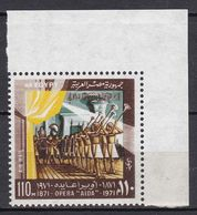 EG471 – EGYPTE – EGYPT – AIRMAIL - 1971 – OPERA AIDA – SG # 1130 MNH - Luchtpost
