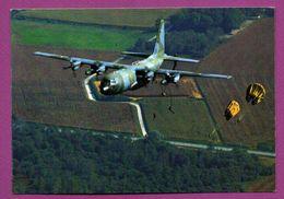 C130 Hercules. Escadron 2/61 Franche Comté En Mission De Largage De Parachutes à Pau - 1946-....: Ere Moderne
