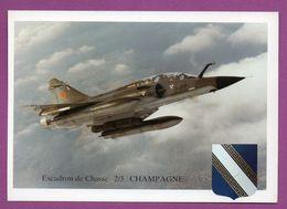 Mirage 2000 D N°. 3/JP. S. Escadron De Chasse 2/3 Champagne. Base 133 Nancy-Ochey - 1946-....: Ere Moderne