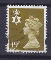 Great Britain Northern Ireland 1993 Mi. 63     19 P. QEII Regional Issue Security Perf. - Regional Issues