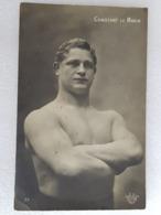 Constant Le Marin - Lutte - Wrestling - Ringen - Lutteur - Wrestler - Ringer - Edition De L'Auto - France