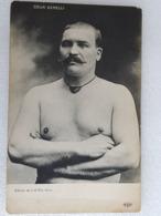 Cour Derelli - Lutte - Wrestling - Ringen - Lutteur - Wrestler - Ringer - Edition De L'Auto - France