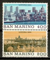 San Marino 1980 / Cities Of The World London MNH Ciudades Del Mundo Londres / Kt30  34-4 - Saint-Marin