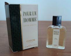 POUR UN HOMME DE CARON - Mignon Di Profumo Moderni (a Partire Dal 1961)