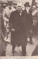 VISITE PRESIDENTILLE A STRASBOURG MONSIEUR CLEMENCEAU 8 DECEMBRE 1918 - Strasbourg