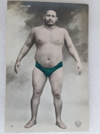 Gullam - Lutte - Wrestling - Ringen - Lutteur - Wrestler - Ringer - Edition De L'Auto - France