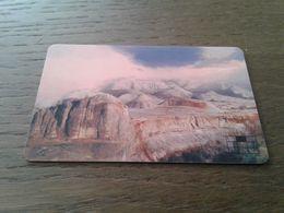 Jordan - Nice Chipphonecard (chip On Back) - Jordanie