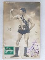 Georg Hackenschmidt - Lutte - Wrestling - Ringen - Lutteur - Wrestler - Ringer - Edition De L'Auto - Cartes Postales