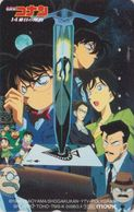 Télécarte JAPON / 110-016 - MANGA - DETECTIVE CONAN - ANIME BD COMICS JAPAN Movie Phonecard - Holmes 12044 - BD