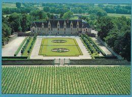 Haute-Goulaine - CHATEAU DE GOULAINE - Les Jardins à La Française Et Le Vignoble - Haute-Goulaine