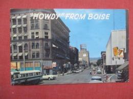 Howdy From  Boise - Idaho > Boise   Ref 4175 - Boise