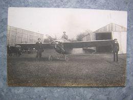 CARTE PHOTO A SITUER - AVIATION - AVION - 1914-1918: 1st War