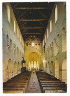 52 Vignory Intérieur De L'Eglise Belle Charpente VOIR DOS - Vignory